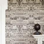 Rome wallpaper detail
